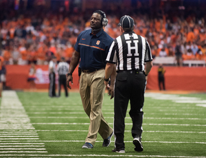 Syracuse second-year head coach Dino Babers confirmed Wednesday morning that Josh Allen can speak with all schools.